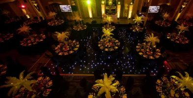 1920s christmas party at the sheraton park lane